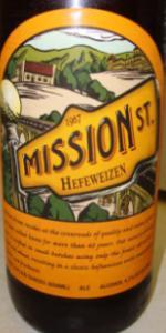 Mission St. Hefeweizen