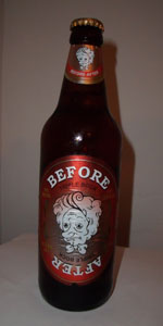 Before-After Premium Lager (12% ABV)