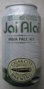 Jai Alai IPA - White Oak
