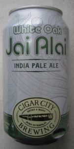 Jai Alai IPA - White Oak