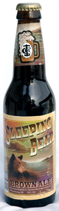 Traverse Brewing Sleeping Bear Brown Ale