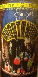 Unobtanium Barrel-Aged Old Ale