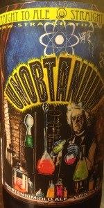 Unobtanium Barrel-Aged Old Ale