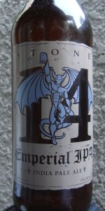 14th Anniversary Emperial IPA