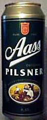 Aass Genuine Pilsner