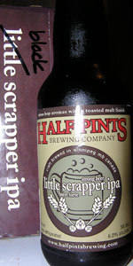 Black Scrapper IPA