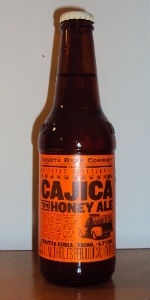 Cajica Honey Ale