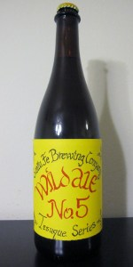 Wild Ale #5 (Tesuque Series)