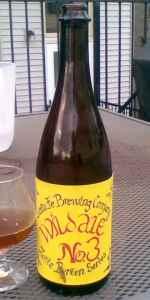Wild Ale #3 (Zotte Berten Series)