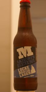 Locke Mountain Lager