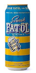 Svensk Fatöl 2,8%