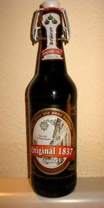 Original 1837 Dunkel