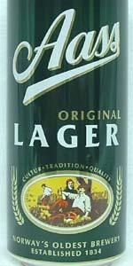 Aass Original Lager