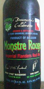 Monstre Rouge
