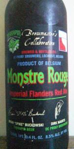 Monstre Rouge