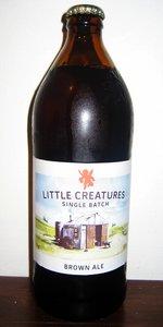 Little Creatures Brown Ale