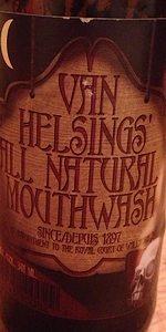 Van Helsing's All Natural Mouthwash