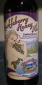 Huckleberry Honey Ale