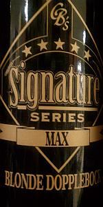 CB's Max (Signature Series)