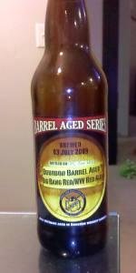 Bourbon Barrel Aged Big Bang Red