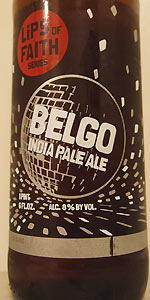 Lips Of Faith - BELGO Belgian India Pale Ale
