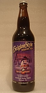 Belgian Winter Ale