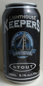 Keepers Stout