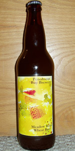 Meadow Road Wheat Beer