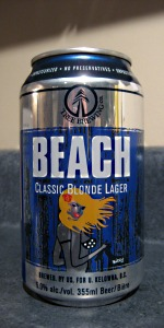 Beach Blonde Lager