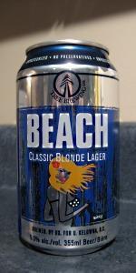 Beach Blonde Lager