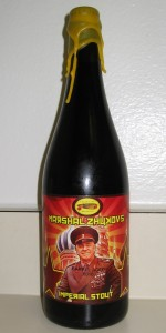Marshal Zhukov's Imperial Stout - Double Barrel Aged