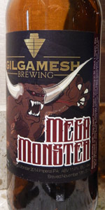 Mega Monster Imperial IPA