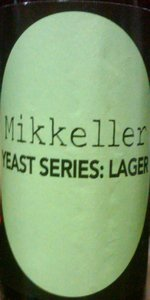 Yeast Series: Lager