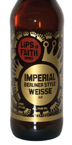 Lips Of Faith - Imperial Berliner Style Weisse