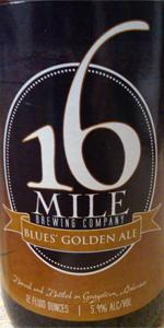 Blues' Golden Ale