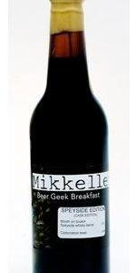 Beer Geek Breakfast (Speyside Edition)