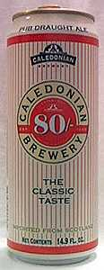 Caledonian 80/-
