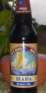 Hawai'i Nui Hapa Brown Ale