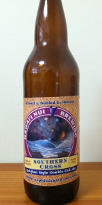 Hawai'i Nui Southern Cross Winter Ale