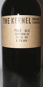 Pale Ale (Centennial)