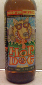Hop Dog Double Wheat IPA