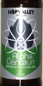 Alpha Centauri Binary IPA