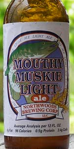 Mouthy Musky Light Ale