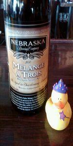 Melange A Trois - Reserve Series Aged In French Oak Chardonnay Barrels