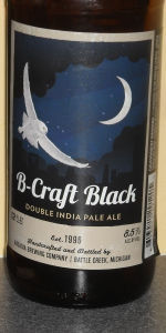 Arcadia B-Craft Black IPA