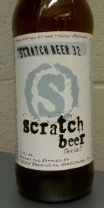 Scratch Beer 32 - 2010 (Keystone Common)