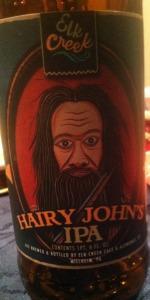 Hairy John IPA