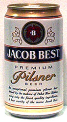 Jacob Best Pilsner