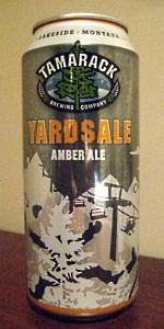 Yard Sale Ale