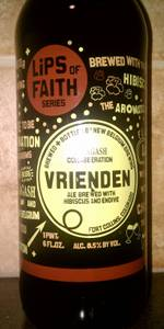 Lips Of Faith - Vrienden (Allagash Collaboration)